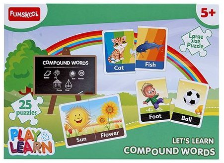 Play and Learn Compound Words