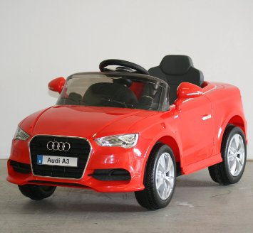 Audi Battery Operated Car Red