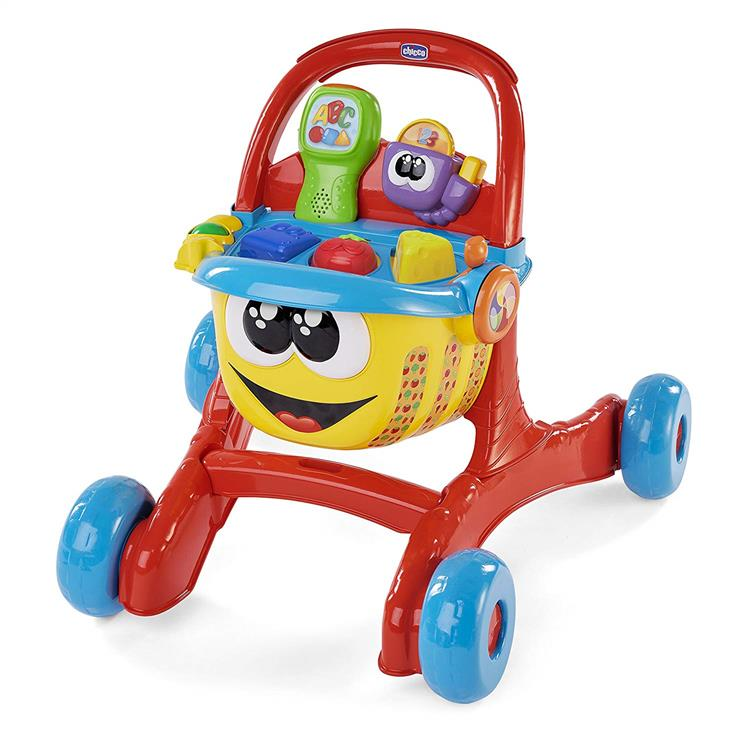Chicco 3 in 1 first steps Happy Shopping  toy