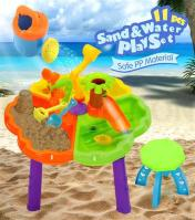 Playgrow Sand & Water Activity Child Play Set