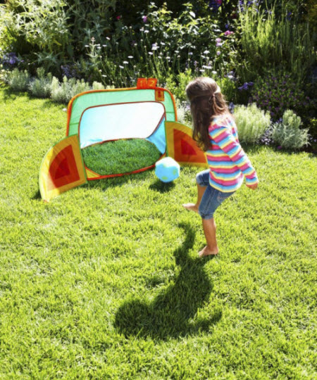 Pop Up Football Goal