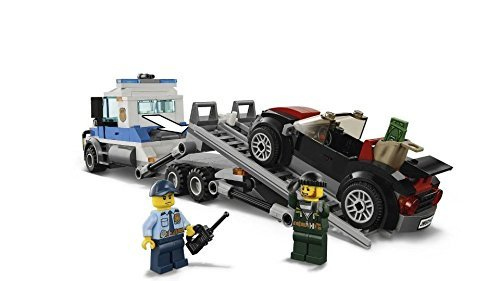 Lego City police Transport robbery 60143