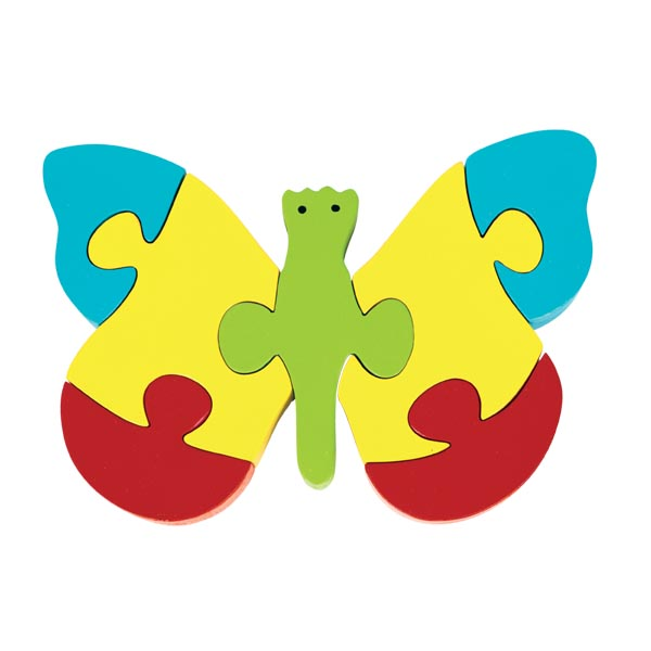 Butterfly - Pull Apart Puzzle