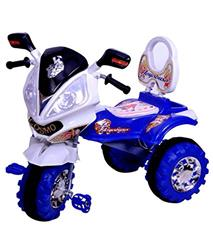 Cosmos Tricycle (Blue And White )
