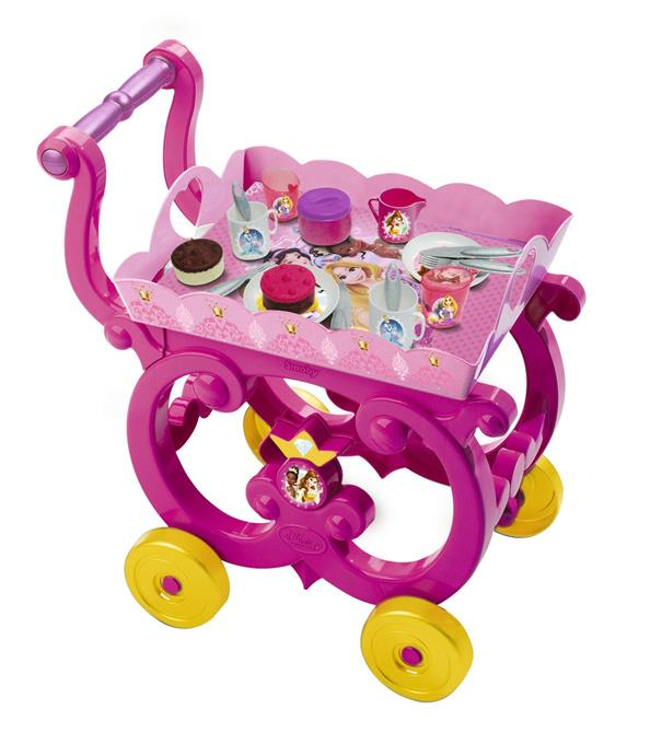 Smoby Tea Trolley, Pink