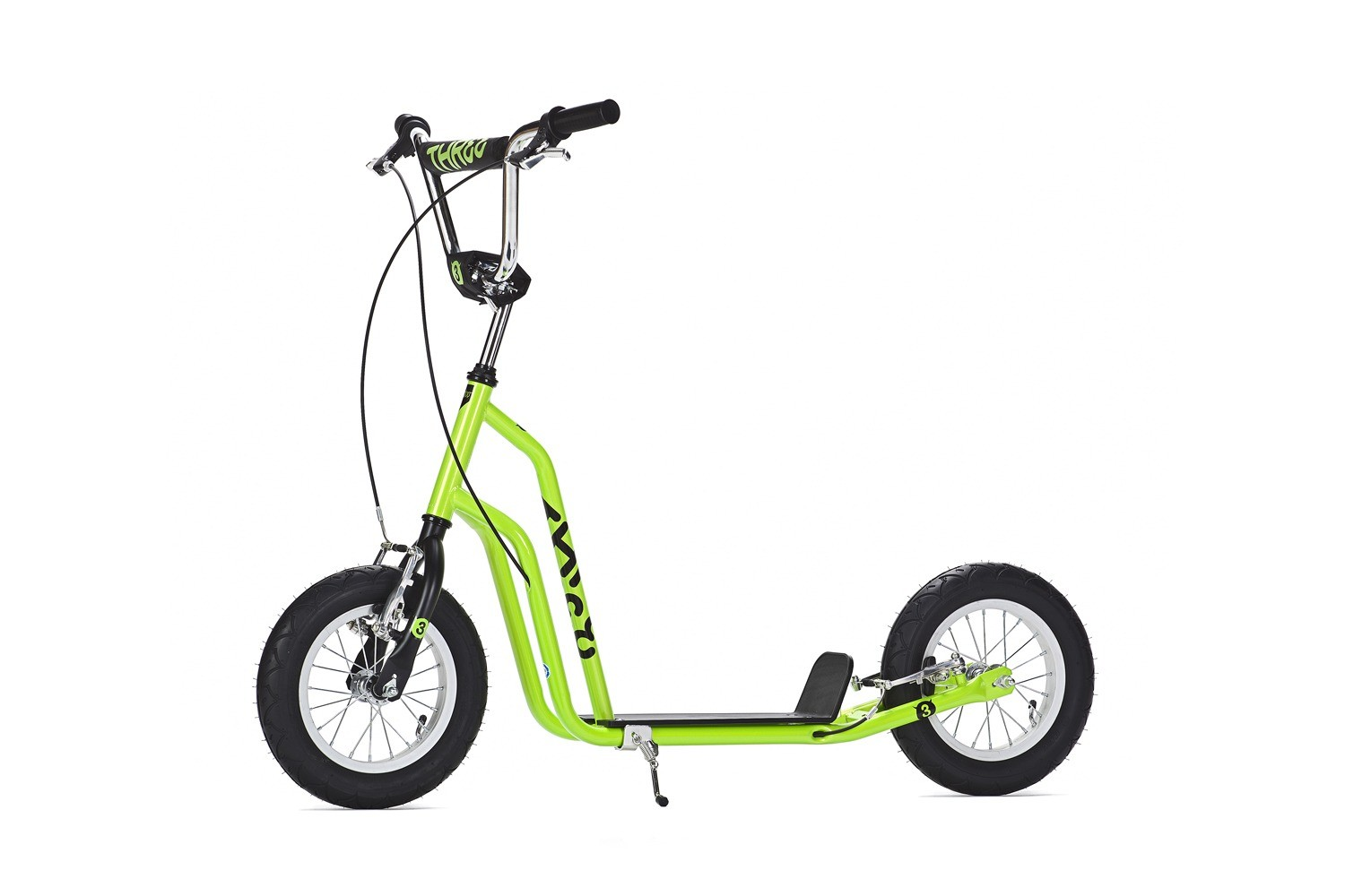 Ox Green Scooter